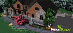 Image of a VisionScape Virtual Property 3D landscape design
